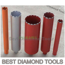 Sintered High Quality Fast Drilling Speed Thin Wall Core Drill Bit Drilling Tools