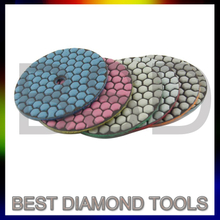 Diamond Resin Polishing Pad For Granite,marble,ceramic Tiles for Hand Polisher