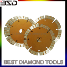 high standard vacuum brazed diamond saw blade