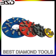 Granite Diamond and Resin Bond Grinding Disk, Polishing Plate