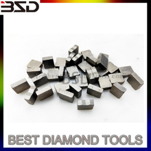 24 *8.4 *20.5 /19.5mm diamond cutting segment for granite