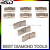 Top Sale Crown Diamond Segments For Core Drill Welding