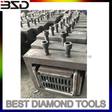 welding machine diamond segment