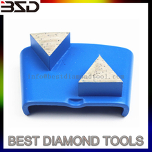 Diamond Grinding plate for htc machine