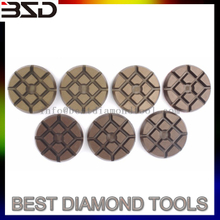 Diamond grinding tools high quality polishing floor pad for stone concrete