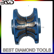 BSD Stone diamond router bits for stone profiling wheel