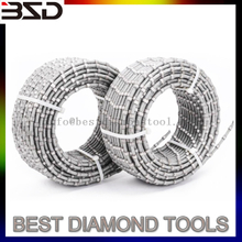 9.0mm Factory supply Hot Sale Granite Cutting diamond wire saw