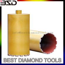 370mm Concrete Wall Perforator diamond Core Drill Bit For Installation