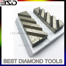 36# 60# Grit Diamond Metal Frankfurt Abrasive for Marble Automatic Polishing Machine