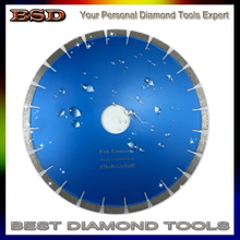 Diamond Granite Slabs Cutting Saw Blade For Edge Stone granite Cutting Machine