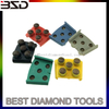 HTC 5 Dots Resin Diamond Polishing Pads for Concrete Floor