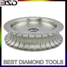 Diamond Profiling Wheel for Shaping Marble Granite Profiling Tools for Roman Pillar Flower Pot