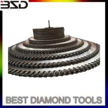 "1200mm 48"" 24X7.5/6.5X13mm Diamond Granite Cutting Multi Blade Segment for Multi Cutter"