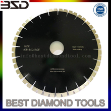 U Slot Segmented Granite Diamond Laser Blade