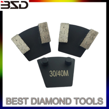 Werkmaster Diamond Metal Bond Tools Concrete Floor Grinding Block
