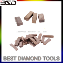 China Factory Diamond Cutting Blade Tools Segments